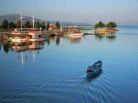 Beyşehir Gölü, su altı dalış turizmine açılıyor