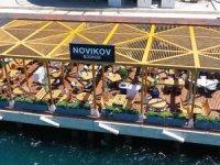 Dünyaca ünlü Novikov, Yalıkavak Marina'da