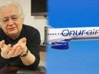 Onur Air Başkanı Cankut Bagana: Denizin bittiği noktadayız