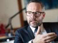 Alman bakandan Türkiye'ye mesaj: Sizi yalnız bırakmıyoruz
