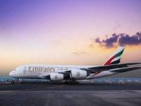 Emirates, Amiral Gemisi A380 ile Guangzhou'ya uçuyor