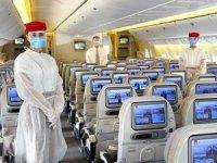 Emirates:Tedavi, karantina ve cenaze masrafları karşılanacak