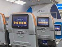 JetBlue ve Alaska Havayolları yüzü kapatan maskeyi engelledi