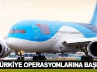 TUI, Türkiye seferlerini başlatma kararı aldı.