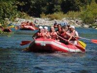 Rusların Antalya'ya gelmesi raftingcileri sevindirdi