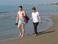 Rus turistler Alanya ve Side'de açık olan otelleri sevindirdi