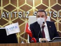 Antalya Belediye Başkanı Böcek'in koronavirüs testi pozitif