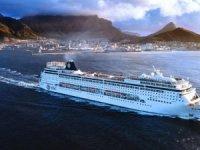 Cape Town turizmi kurtarmak için gözünü yolcu gemilerine dikti