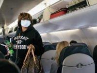 Delta Air Lines, katı maske politikası uyguluyor