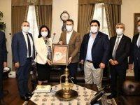 Dedeman yönetiminden Tokat turizmine destek ziyareti