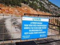 Altınbeşik Mağarası güvenlik için ziyarete kapatıldı
