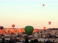 Sıcak hava balonları 159 gün sonra Kapadokya semalarında