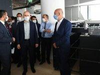 Küçük Çamlıca TV Radyo Kulesi Eylül'de açılıyor