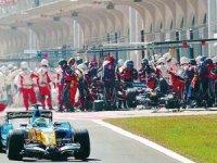 Formula 1geldi,otomobillerden önce oteller gaza bastı