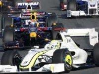 Formula 1 pisti kamyonlara kaldı
