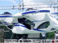 Japonya iddialı uçan araba planına para harcıyor