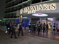 60 turistin kaldığı otel gece yarısı mühürlendi