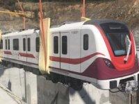 Gayrettepe-İstanbul Havalimanı metrosunda ilk tren raylara indi