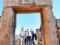 Diyarbakır'da hedef 5 milyon turist