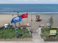 Doğu Karadeniz'in ''Mavi Bayraklı Plaj'' lideri Ordu'da