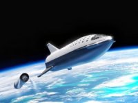 Uzayda tatil 10 yıllık mesafe uzakta