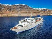 Cruise sektöründe ve Akdeniz'de artık biz de varız