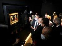 İBB'de 'Fatih' tablosunun ön gösterimi yapıldı