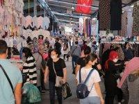 Karantina kalktı Bulgar turistler Edirne'ye akın etti