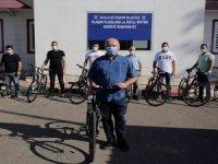 Bisikletlilerin ihtiyaçları yerinde tespit edilecek