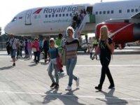 Rus turistler tatillerini kış aylarına uzattı