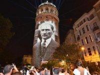 İstanbul'un simgesiGalata Kulesi ziyarete açıldı