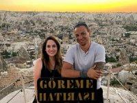 Bir yabancıyla Türkiye'de tatile gittim