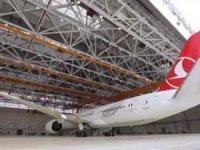 THY Teknik, uçak üs bakım hangarlarını hizmete sundu