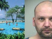 Tayland'da otele kötü yorum yazan ABD'li turist tutuklandı