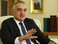 Bakan Ersoy: Yunanistan bizi UNESCO'ya şikayet etti