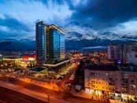 Radisson Blu Hotel Kayseri, dünyada 1.'nci sıraya yerleşti