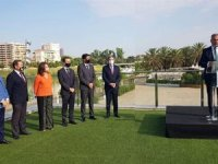 Uluslararası Kruvaziyer Turizmi Kongresi yapılıyor
