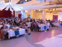Stuttgart'lı Türk sağlıkçıları Kilim gecesinde buluştu