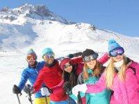 Avrupa kayak merkezleri açılmayınca, rota Türkiye'ye yöneldi