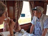 Explore Angola: Afrikayı doğudan batıya keşfe çıkan tren