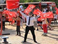 Antalya'da Cumhuriyet Bayramı kutlamaları başladı