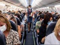 Uçakta virüs kapan yolcu tazminat davası açabilir