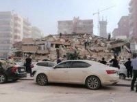 İzmir'de 6.6'lık deprem! İstanbul'da da hissedildi!