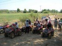 Pandemi ATV Quart turlarını yüzde 90 olumsuz etkiledi