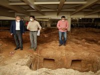 Antalya Nekropol Müzesi 2021 açılacak