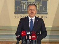 İstanbul Yerlikaya yeni alınan corona tedbirlerini açıkladı