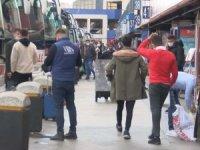 Bakan'ın uyarısına rağmen İstanbul'da seyahat hareketi sürüyor