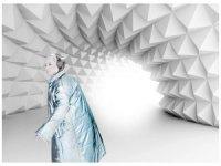 Koronovirüse karşı giyim Arab Fashion Week'te tanıtıldı