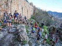 Torosların zirvesinde, kervan yollarında maraton koşusu