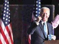 AB'D'nin 46. ABD Başkanı Joe Biden oldu